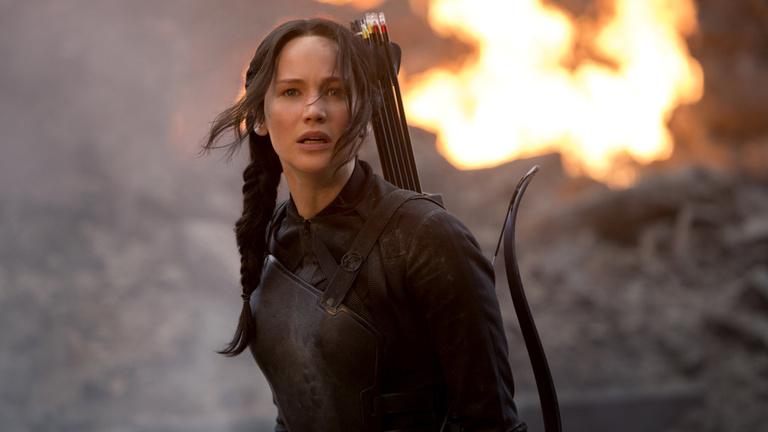 Rambóként vág rendet Jennifer Lawrence