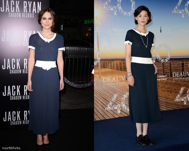 Kin jobb a konzervatív kék ruha?