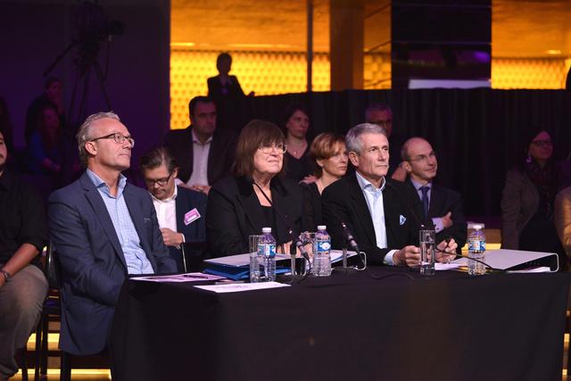 A H&M vezetőjével Párizsban beszélgettünk, az Electrolux Design Lab döntőjének zsűrijében foglalt helyet Lars Erikson (az Electrolux formatervezési igazgatója) és Robin Edman (a Svéd Ipari Formatervezési Alapítvány ügyvezető igazgatója) mellett.