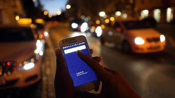 Bárkit követni tudnak az Uber vezetői
