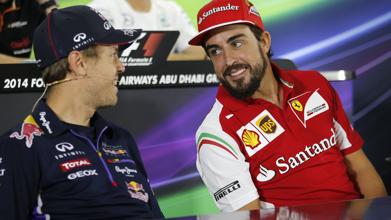 Vettel hivatalosan is a Ferrarié, Alonso távozik