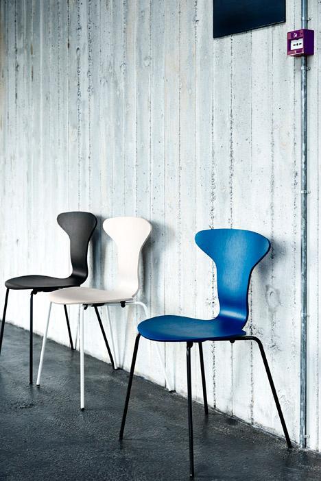 De a klasszikus forma olyan sikeres lett, hogy rövid időn belül számos ikonikussá vált dán épületben is felbukkant.
