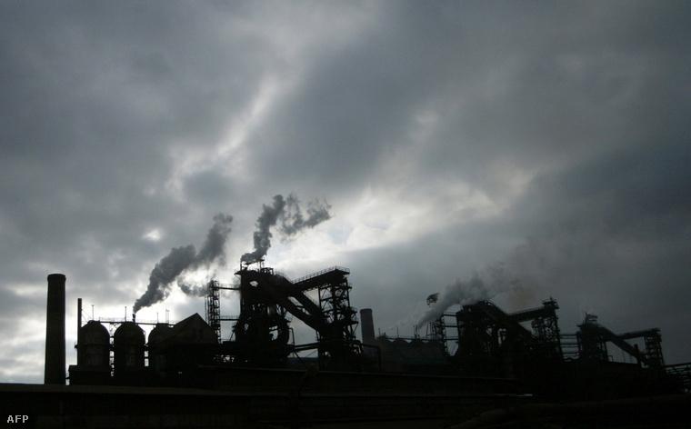 A mariupoli vas- és acélművek