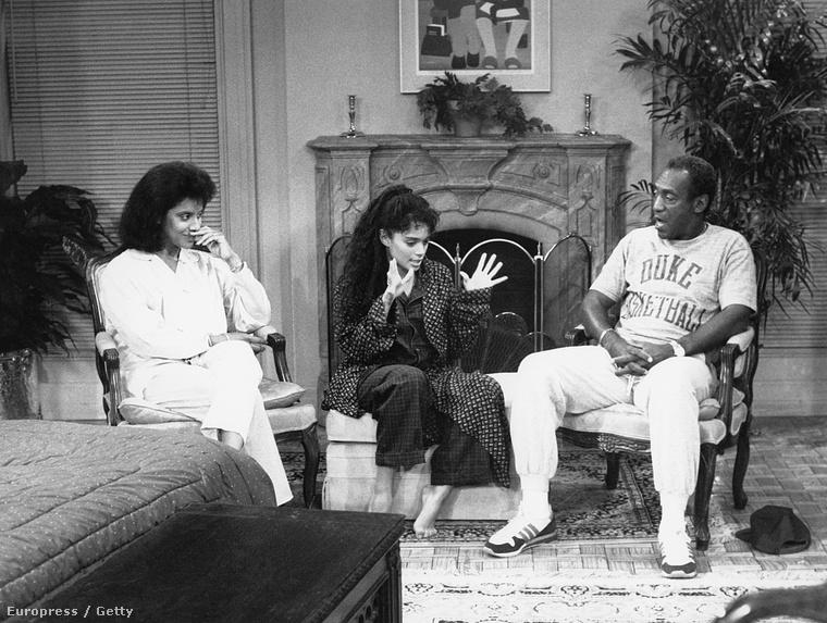 Bill Cosby egy 1988-as Tv-műsor felvételén