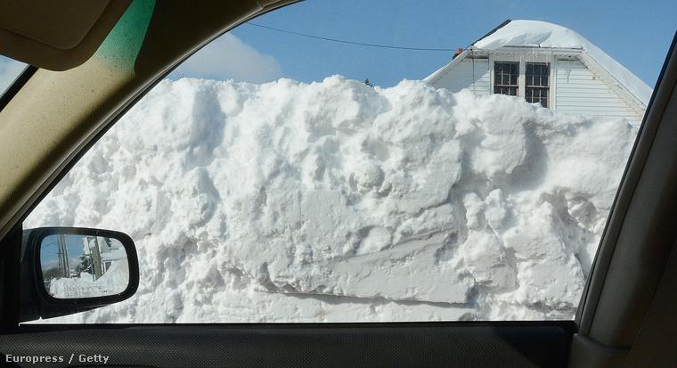 Hóhelyzet Buffalóban
