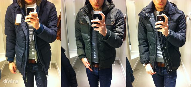 A H&M csalódást okozott férfikabátok terén