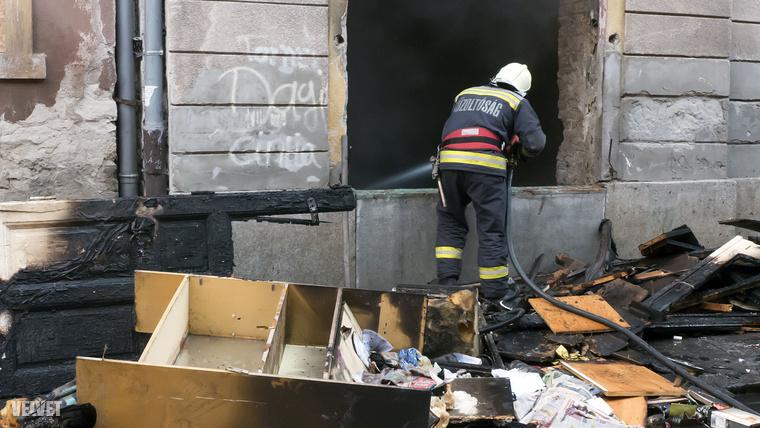 Kőris utca tűz 3