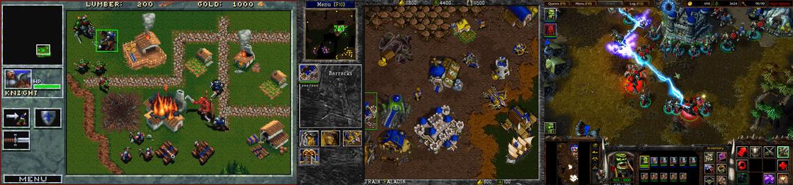 Így fejlődött a Warcraft-széria