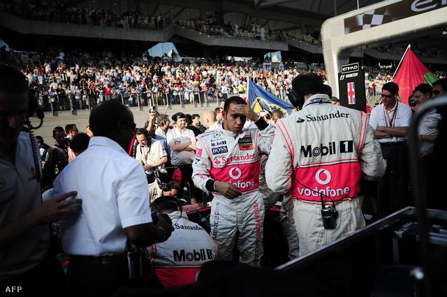 Hamilton 2009-ben