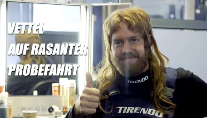 Totalcar Magazine - Features - Sebastian Vettel, the fat mechanic