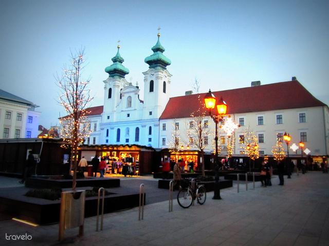 Széchenyi tér, Győr