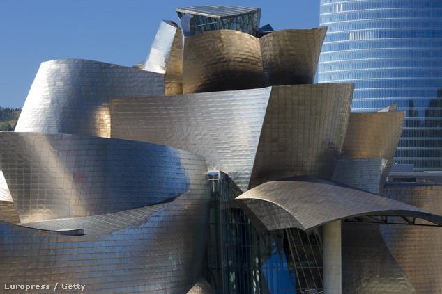 Guggenheim Múzeum, Bilbao