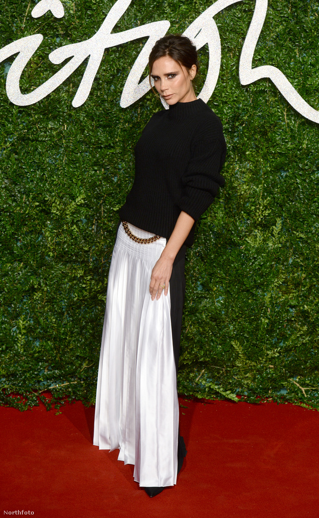 Victoria Beckhamé lett az év márkája.
