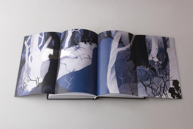 """""""Amikor fejezetenként találkozunk illusztrációval, akkor az sok esetben rejt valami mást is, mint ami elsőre látható."""""""
