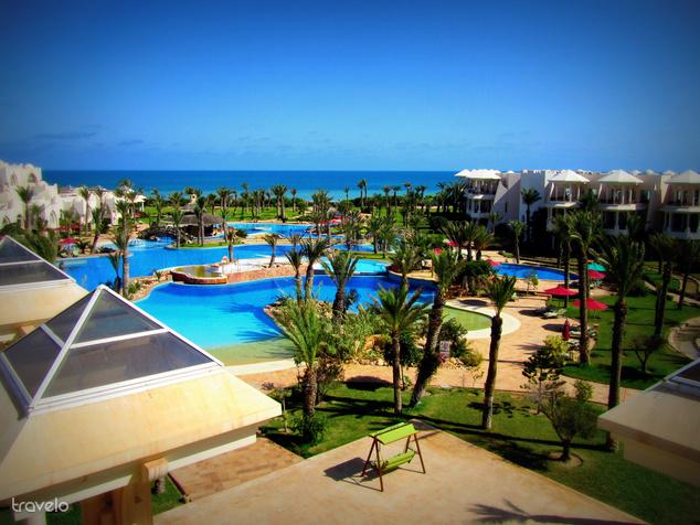 Hasdrubal Prestige Thalassa & Spa Hotel