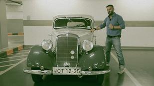 Zsibbadtság és építészet – Nissan Pulsar és Mercedes 170