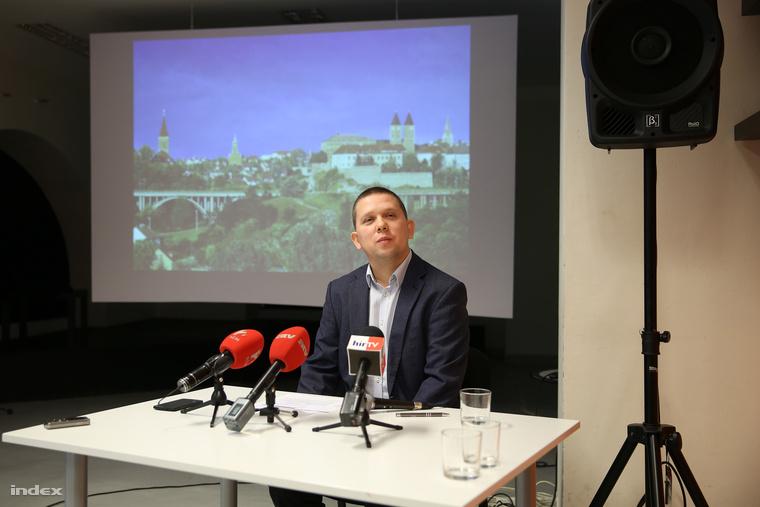 Kész Zoltán független jelölt