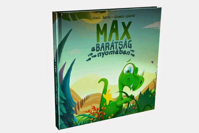 MAX a baratsag nyomaban borito 1 (1)