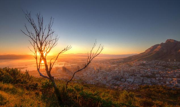 Cape Town, Dél-afrikai Köztársaság