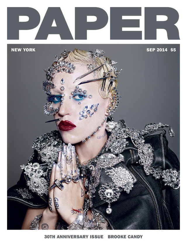 09 brooke candy paper cover