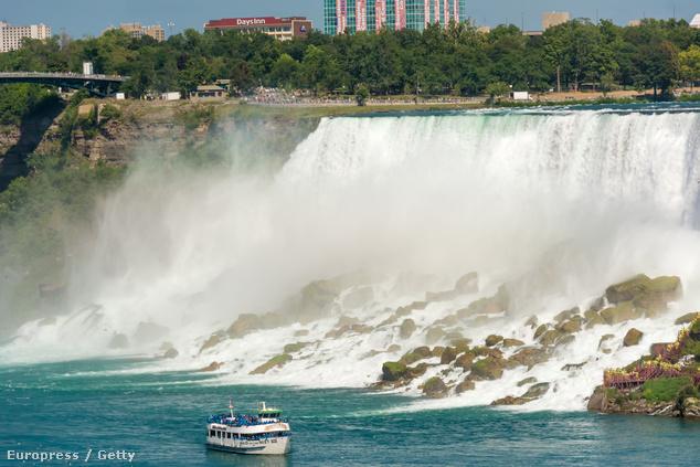 2. Niagara-vízesés