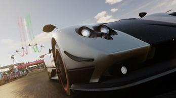 Inkább playboy-, mint autószimulátor az új Forza