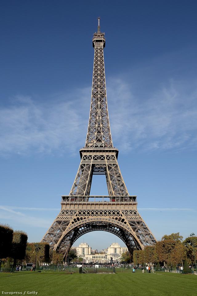 Párizs egyik jelképe az 1889-es világkiállításra készült, az eredeti tervek szerint a rendezvény után lebontották volna.