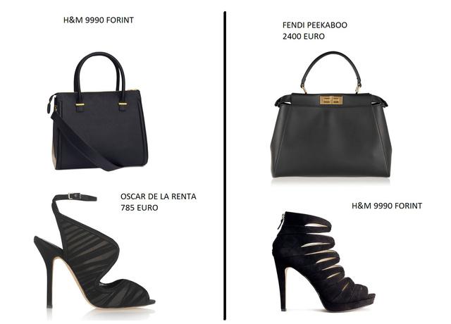 Sajnos a drága cipő ugyanolyan koszos és kopott lesz, mint az olcsó. A táska viszont szinte örök életű!