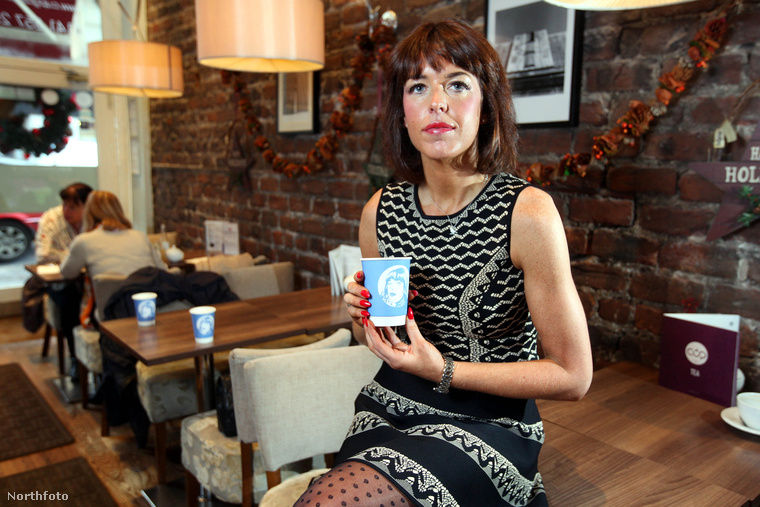 A 37 éves Lynne Adams Glasgow-ban