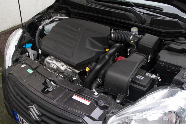 A Fiat 120 lóerős dízele egészen jó motor, 1500-4500 között úgy húz, mint az állat