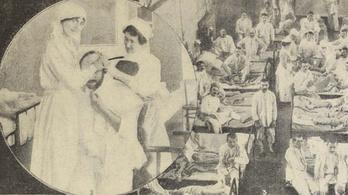 Szégyent hoznak nemzetükre az ellenség sebesültjeivel hetyegő ápolónők