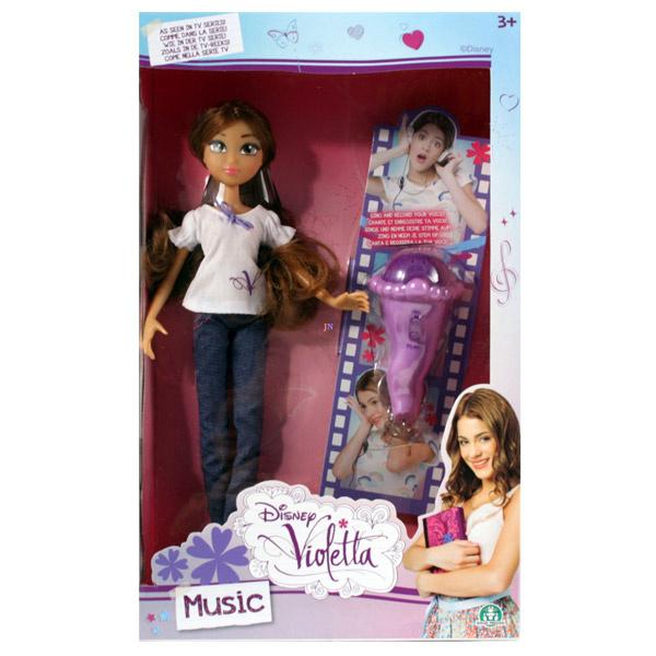 violetta violetta baba eneklo mikrofonnal 26 cm 7651 LRG