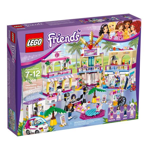 LEGO friends heartlake bevasarlokozpontja 41058 4812 LRG