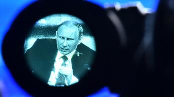 Putyin: Az orosz medve nem fog málnát eszegetni