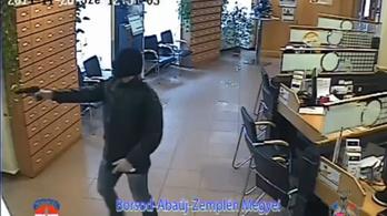 Elkapták a miskolci bankrablót, akinek egy bátor nő lerántotta a maszkját