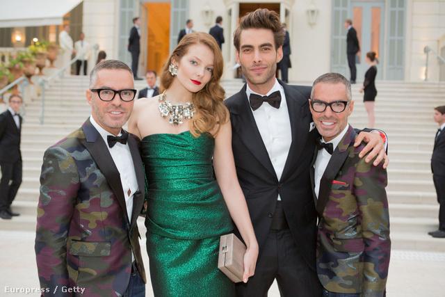 Nemcsak Palvin Barbara kapott meghívást a 2014-es Cannes-i Filmfesztiválra, hanem kolléganője, Mihalik Enikő is, akinek jól láthatóan igencsak jól állt a vörös szőnyeg körüli felhajtás.