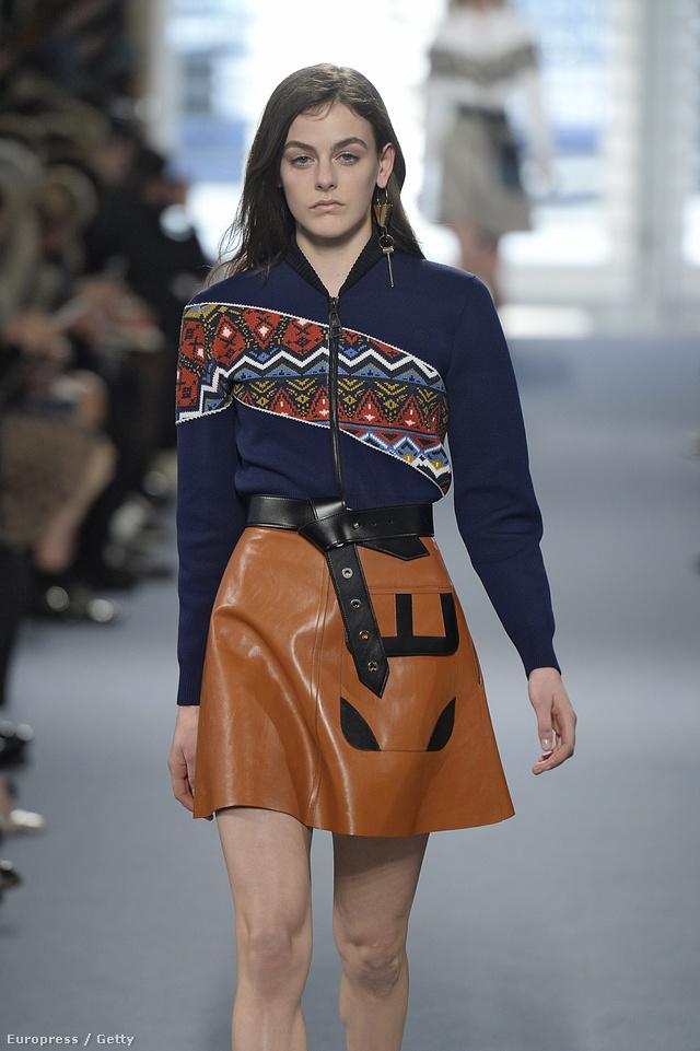 A szezon első felének legjobban várt bemutatója kétségkívül a Louis Vuittoné volt, ami a művészeti-vezető váltásnak volt betudható.