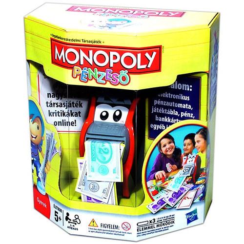 monopoly pénzeső