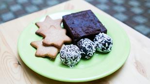 Diétás karácsonyi édességek kezdő szakácsoknak
