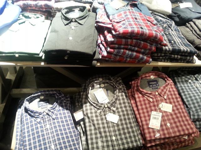 Springfield: ezek az ingek pár napja még 9995 forintba kerültek! Sebaj, most megveheti őket 5499 forintért.