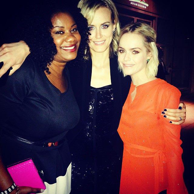 Taryn Manninget leginkább az Orange is the new black című sorozatból ismerhetik a sorozatfüggők.