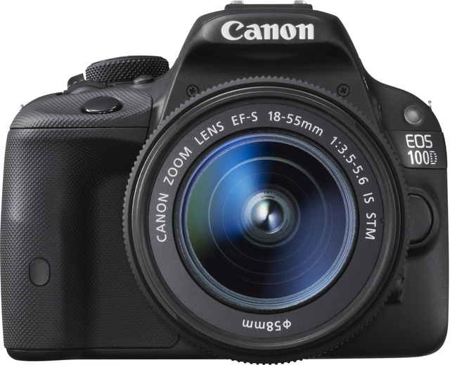 canon eos 100d 1855 is kit