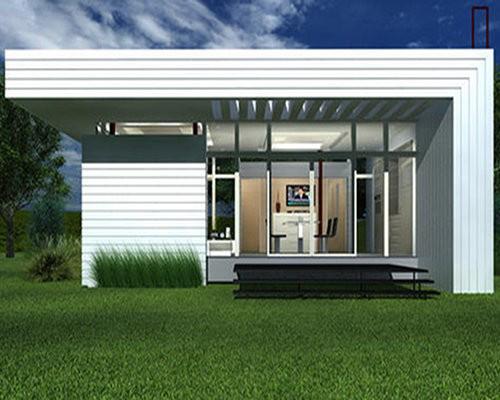 Nano Living System tervezői 25 négyzetméteres lakásokat alakítottak ki négy tagú családok részére. A passzív napenergiával működő, jól szigetelt házat a kis szobák kabriójaként tartják számon a szakmában.