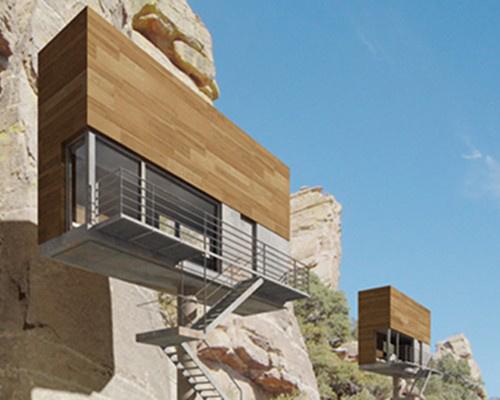 A Front Architects élvonalbeli otthonai leginkább egy útszéli óriásplakát hirdetésére emlékeztetnek. A minden kihasználható helyet beépíteni kívánó tervezők természetesen nagy környezetvédők is egyben.