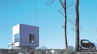 Nézze meg a világ legkisebb házait!