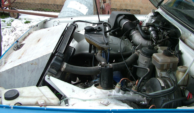Vagyis inkább 4.0 V8