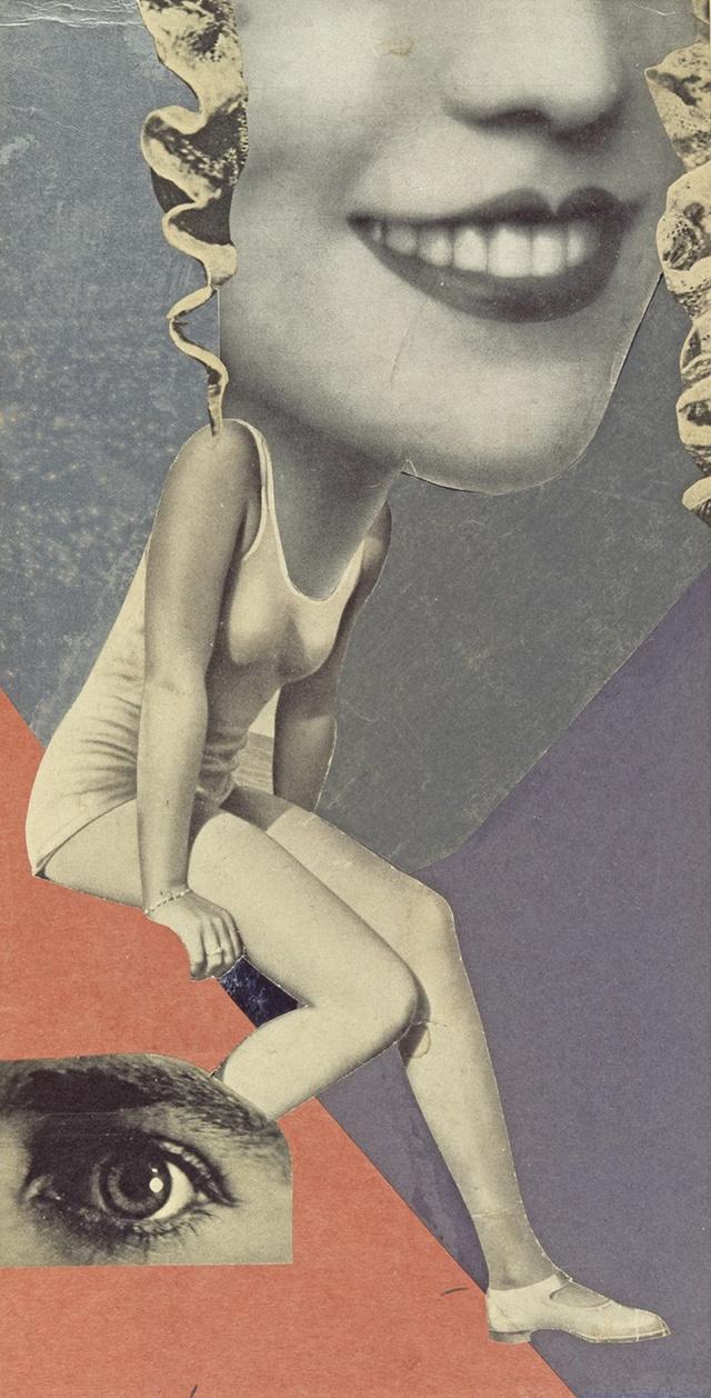 Az 1889-ben született német művész nemcsak a kollázs művészetben játszott úttörő szerepet, de egyik meghatározó tagja volt a berlini dadaista mozgalomnak is.