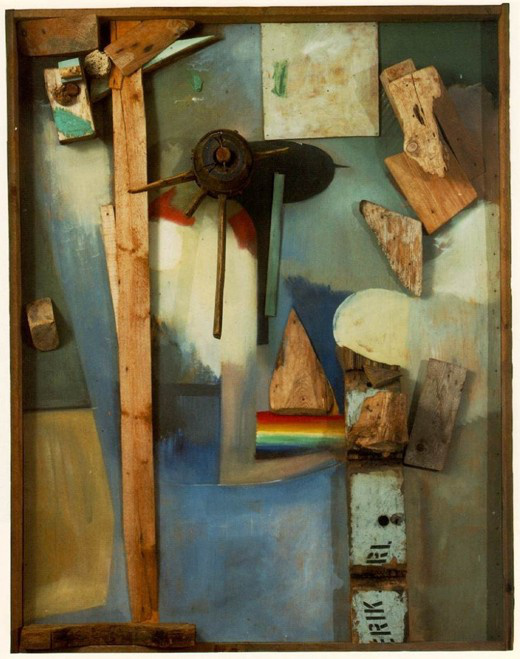 """Kurt Schwitters jó barátja, a bécsi születésű Hausmann 1923-ban felhagyott a festészettel és az úgynevezett """"dadazófia"""" felé fordult, így fotómontázsai mellett a művészvilágban jól ismertek fonetikus versei és hangköltészete is."""
