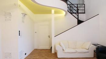 Csodaszép Bauhaus-villát állítottak helyre Budapesten