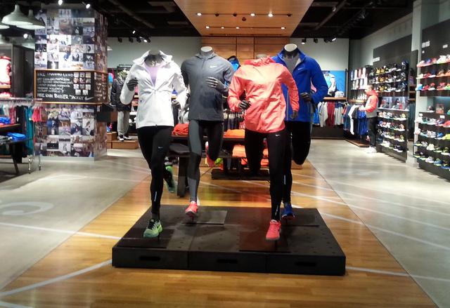 Nike: a futók Mekkája